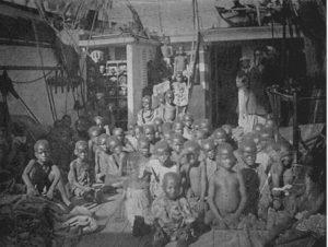 slave children